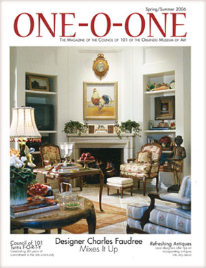 ONE-O-ONE Magazine Spring/Summer 2006