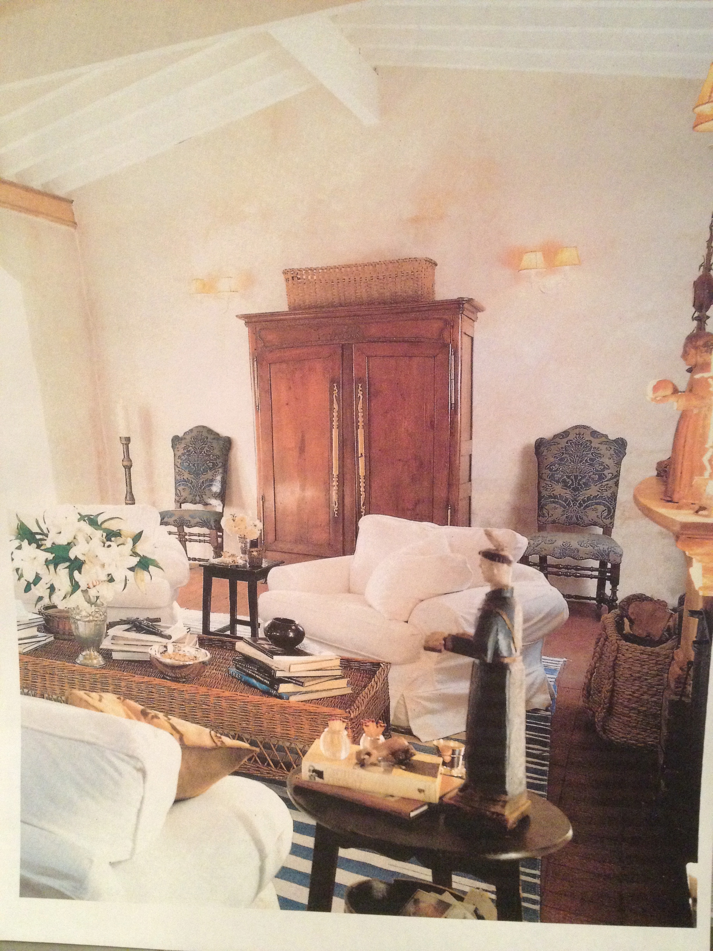 Home Of Mary Emmerling Designed By And Carol Glasser Santa Fe New