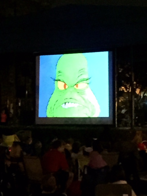Enzian free movie night in the park