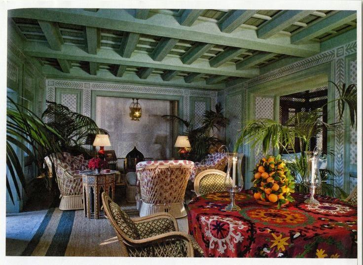 Color your world casa v interiorscasa v interiors - Villa de vacances vogue interiors ...