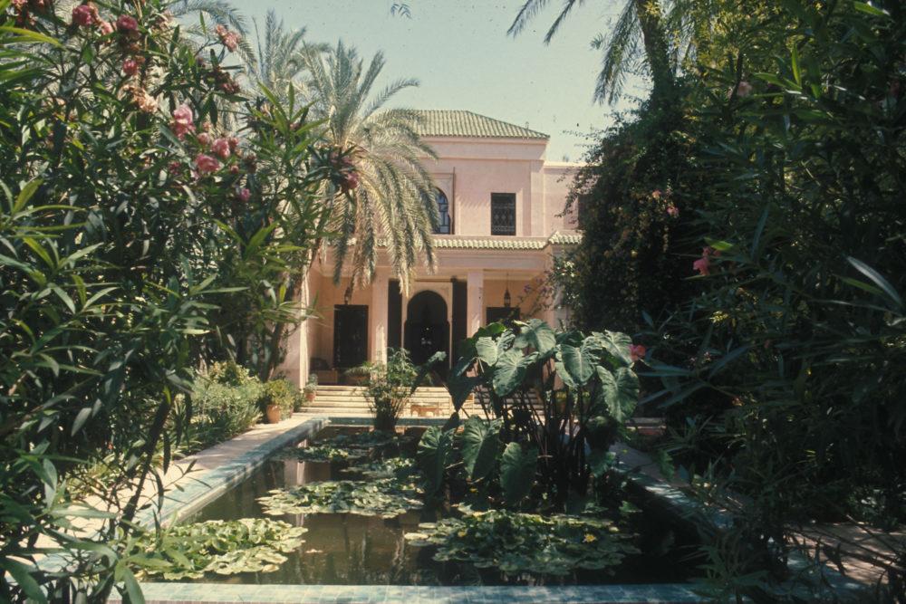 One of the first images I saw of Dar es Saada. (Photo: museeyslparis.com)