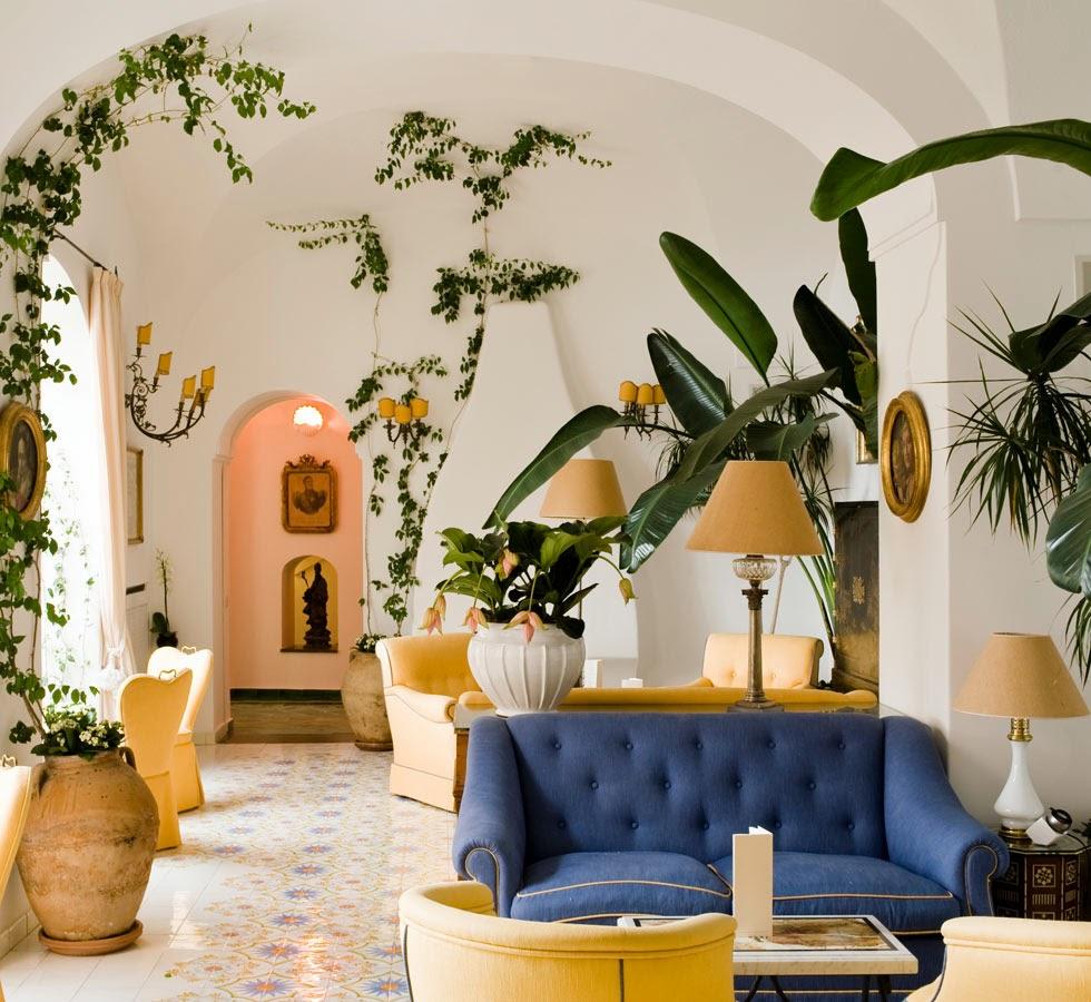 Le Sirenuse Hotel, Positano, Italy. (Photo: Passionforluxury.com)