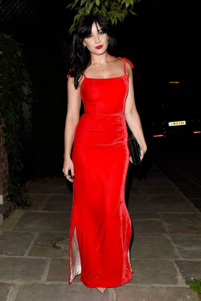 Daisy Lowe requested a special dress pulling Susie from depression after a family tragedy. (Photo: Getty Images)(Photo: Getty Images)