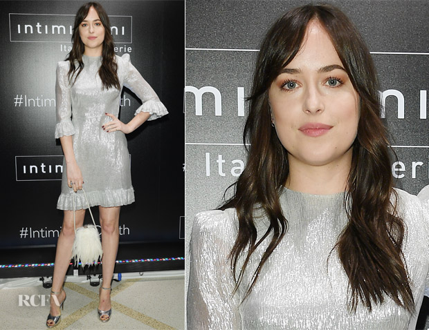 Dakota Johnson is also a longtime fan. (Photo: Getty Images)