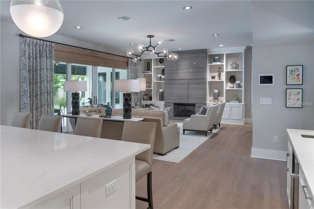 Typical interior in new Orlando homes. (Photo: Zillow)