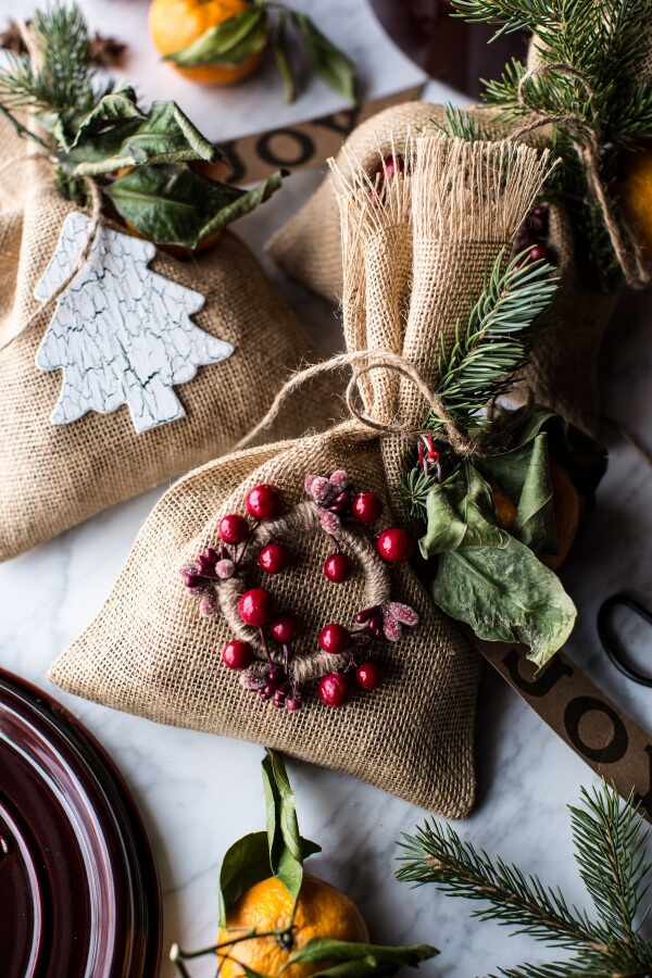 The beauty of homemade gifts. (Photo: Half Baked Harvest)