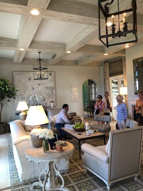 Family Room by David Phoenix Interior Design.