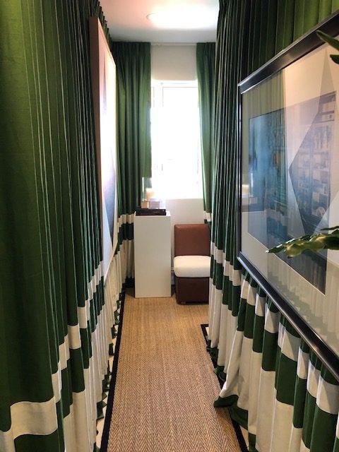 Back hallway by Billy Ceglia Designs, LLC.