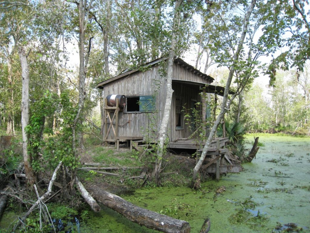 Bayou house. (Photo: Pinterest)