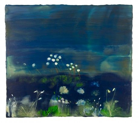 Anke Roder, Moonlight Garden. (Photo: ankeroder.nl)