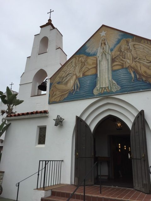 Mary Queen of the Sea, Catholic Church, La Jolla.