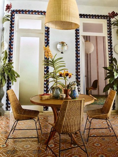 Carlos Mota's Santo Domingo apartment. (Photo: Simon Upton)