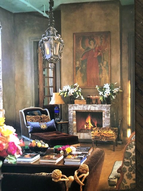 Former shoe factory turned into Gwynn Griffith's San Antonio home. (Photo: source unknown)